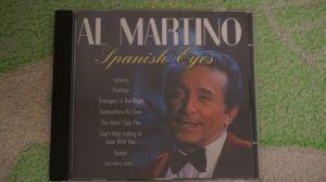 CD original AL Martino - Spanish Eyes