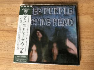 CD original  DEEP PURPLE  Machine Head