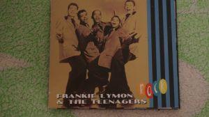 CD original Frankie Lymon & The Teenagers - Rock
