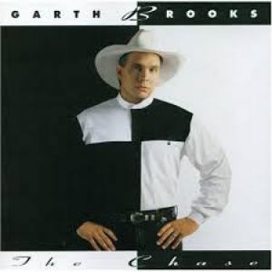 CD original  Garth Brooks ‎– The Chase