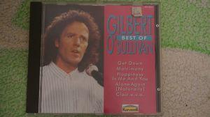 CD original Gilbert O'Sullivan - Best Of
