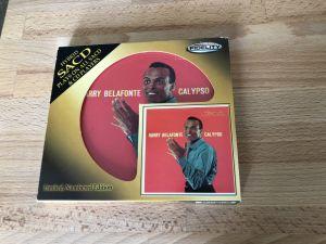CD original HIBRID --SACD Harry-Belafonte