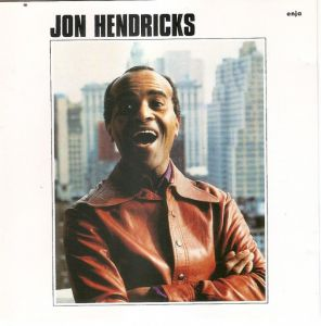 CD original  Jon Hendricks ‎– Cloudburst