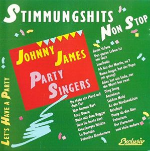 CD original  Let's Have A Party, Stimmungshits Non