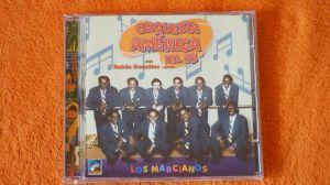 CD original Los Marcianos - Orquesta America