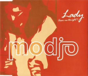 CD original Modjo ‎– Lady (Hear Me Tonight)