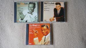 CD original Nat King Cole - Best of  3 CD