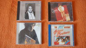 CD original Neil Diamond, Bob Dylan,Gloria Estefan,Gibson Brtothers