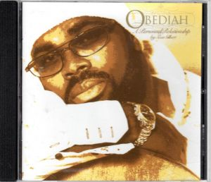 CD original Obediah A Personal Relationship by Sea