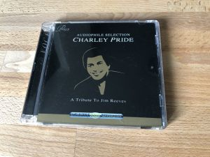 CD original Premium audiofil 24 bit gold Cearley Pride