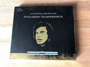 CD original premium audiophile 24 bit gold Englebert Humperdincl  2 cd