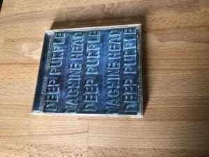 CD original records WARNER--BROS made in SUA DEEP PURPLE