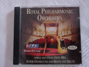 CD original  Royal Philharmonic Orchestra