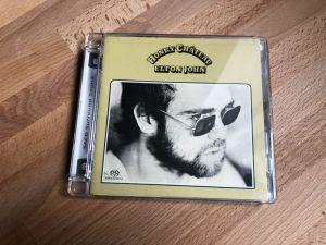 CD original SACD  -ELTON -JOHN gold 24 kt