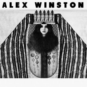 CD original sigilat Alex Winston-King Con