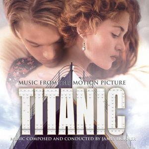 CD original sigilat coloana sonora Titanic
