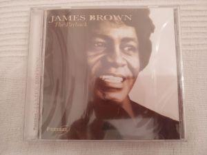 CD original sigilat James Brown – The Payback Ful