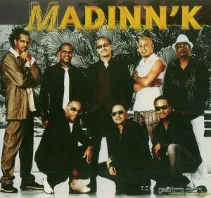 CD original sigilat MADINN'K: POZ '