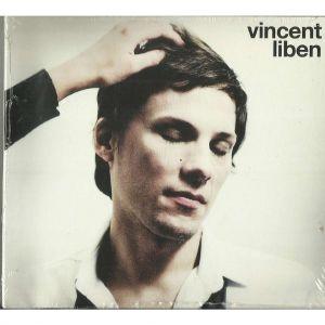 CD original sigilat Vincent Liben - album omonim