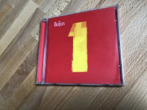 CD original The BEATLES made in USA