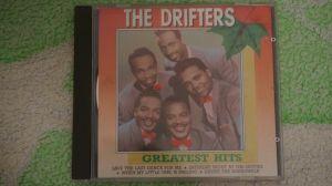 CD original The Drifters - Best Of
