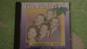 CD original The Platters - Greatest Hits