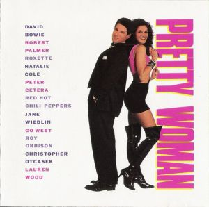 CD original  Various ‎– Pretty Woman (Original Mot