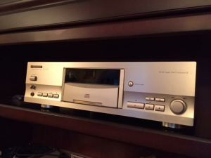 CD player Pioneer PD-S06 high-end ultra rar
