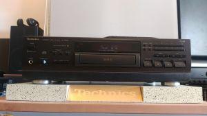 Cd player Technics SL-PS840 Class AA, cap de serie, Baterie Virtuala