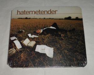 Cd sigilat HATEMETENDER-Inthewakeofreality
