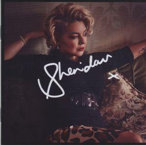 CD sigilat Sheridan Smith – Sheridan The Album X