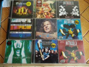 CD-uri  Originale de Colectie