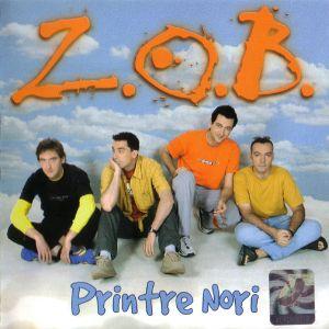 CD Z.O.B. – Printre Nori, sigilat