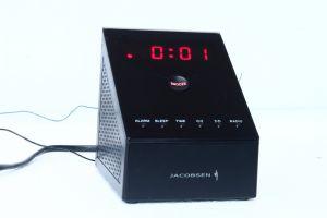 Ceas,Alarma,FM Radio JACOBSEN