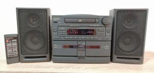 combina audio Pioneer XR-P500
