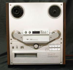Cumpar magnetofon  Akai  Pioneer