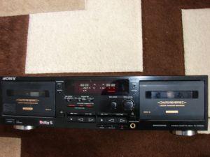 Deck dublu  Sony   dolby  s