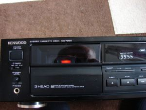 Deck Kenwood Kx 7030