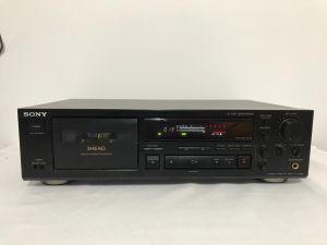 Deck Sony TC-K590