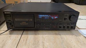 Deck Sony TC-K790ES 3 capete, dublu cabestan, poze reale
