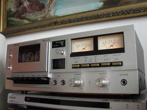 Deck  Teac  A 303 Vintage