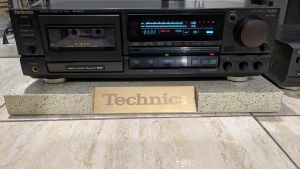 Deck Technics RS-BX727 direct drive, bias, stare excelenta, poze reale