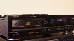 Denon DCD 910 vintage CD-Player KSS 150 Coax.digital out