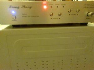 Digital Audio Convertor  Xiang Sheng
