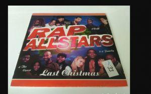 Disc vinyl rap allstars last christmas nou sigilat