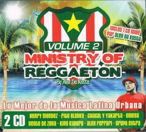 Dublu CD original sigilat Various – Ministry Of R