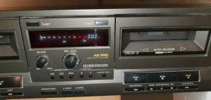 Dublu DECK Technics Stereo cassette Deck RS-TR 232