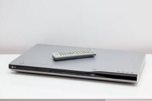 DVD player LG DVX172