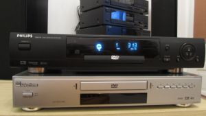 Dvd player Philips 711