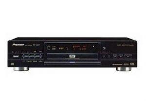 DVD Player Pioneer DV-626 D